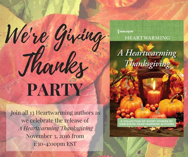 Join all 13 authors for a fun Facebook party, with lots of fun and giveaways!