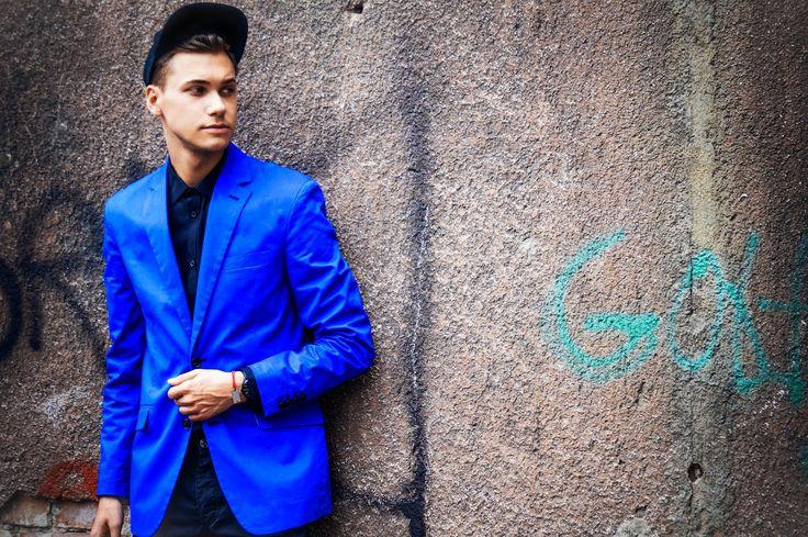 myanatomyoffashion.blogspot.com & by ilo  #byilo #byilojewellery #straight #fashion #blogger #myanathomyoffashion #male #model #bracelet