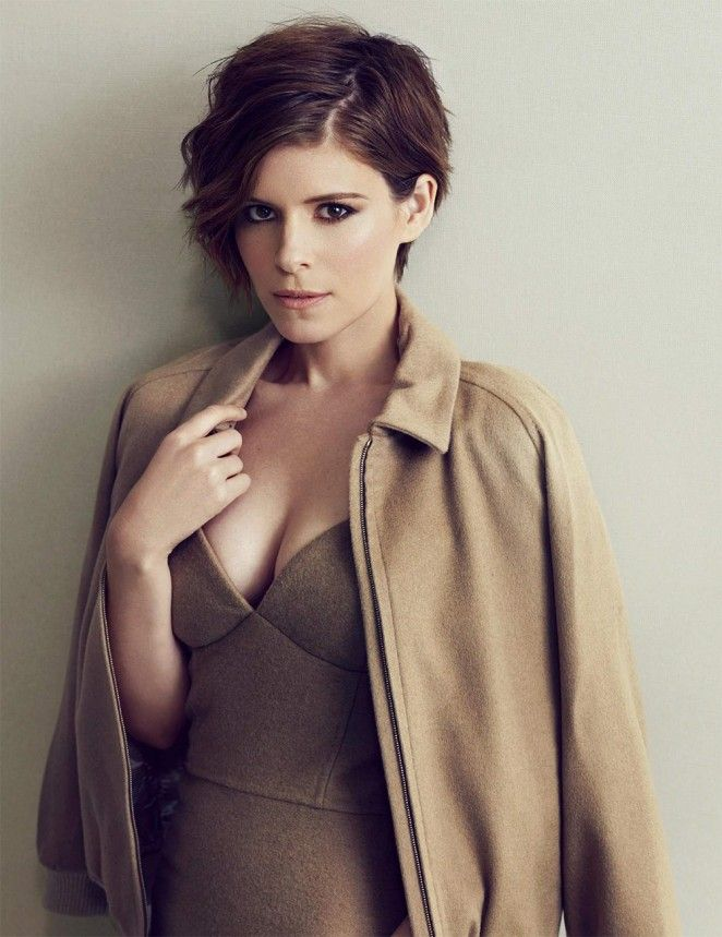 Kate Mara for Grazia Italy October 2015