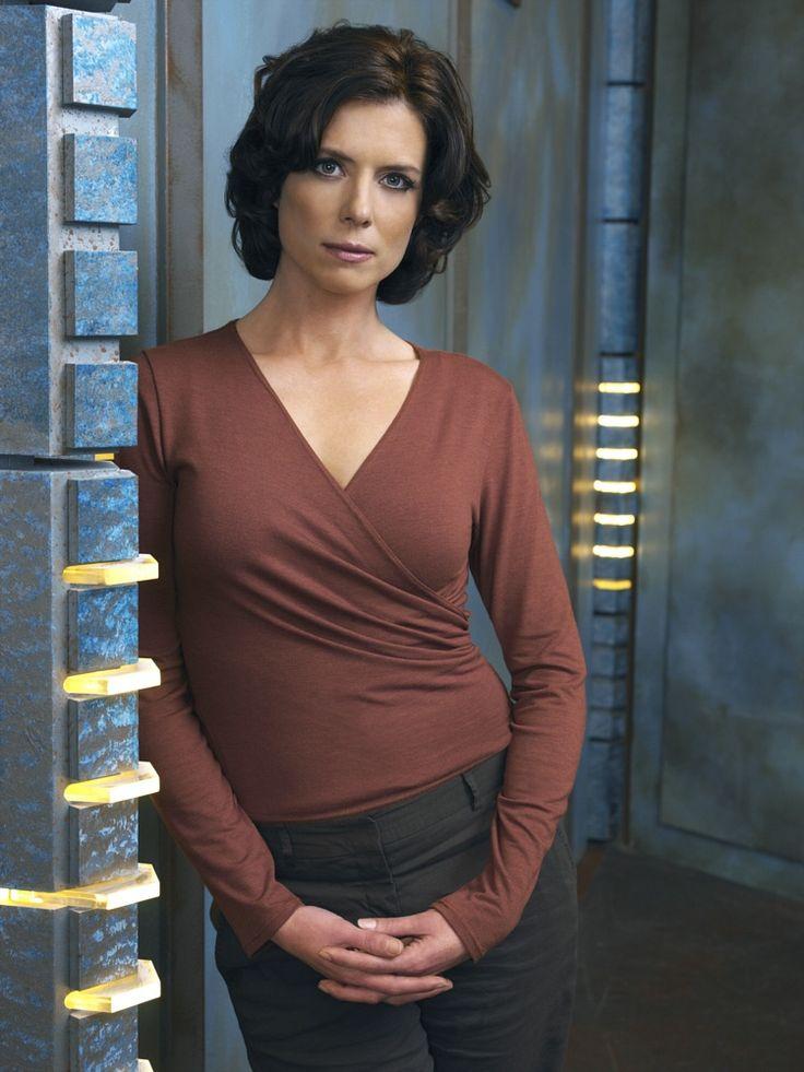 Torri Higginson as Elizabeth Weir - Stargate: Atlantis       http://buyactionfiguresnow.com