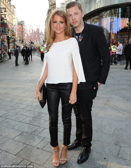 Millie Macintosh - Minus the guy. The guy is EWW... well, for my taste anyway.