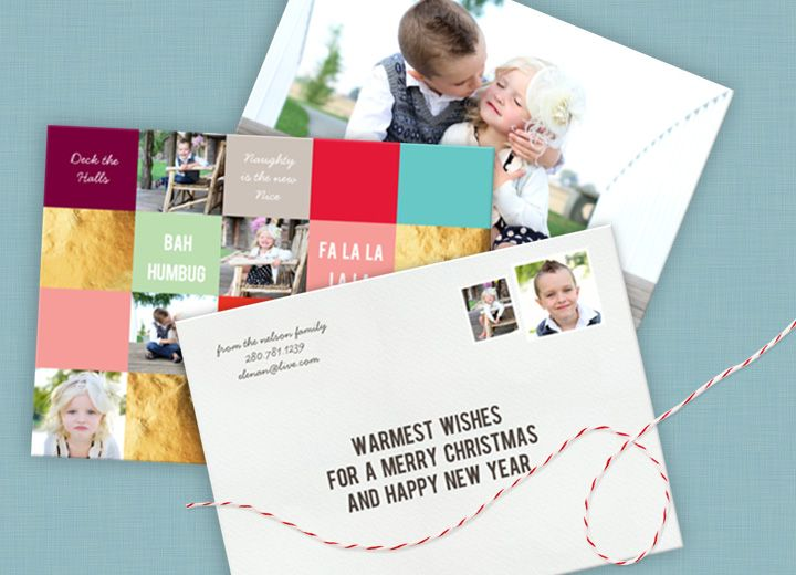 Christmas card ideas - Featured Favorite #peartreegreetings #Christmascards