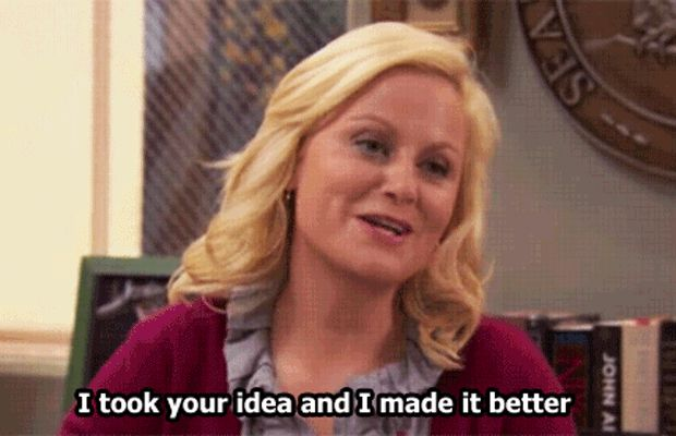 She is always going the extra mile. | 17 Reasons Leslie Knope Is The Best Feminist Role Model On TV