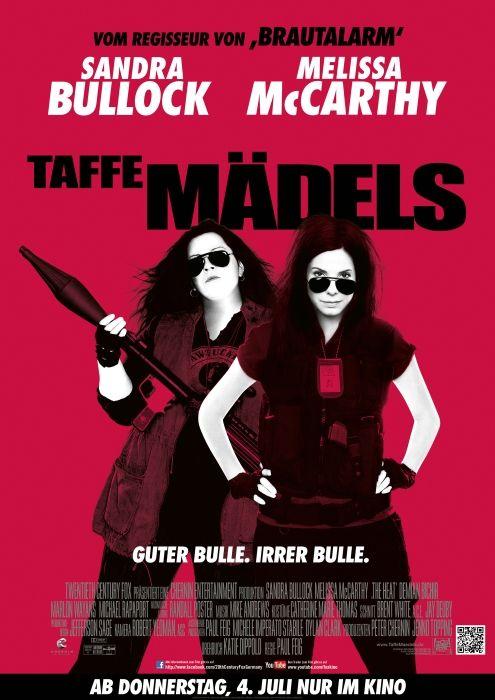Sponsored: Taffe Mädels ab dem 04. Juli im Kino (Clip)