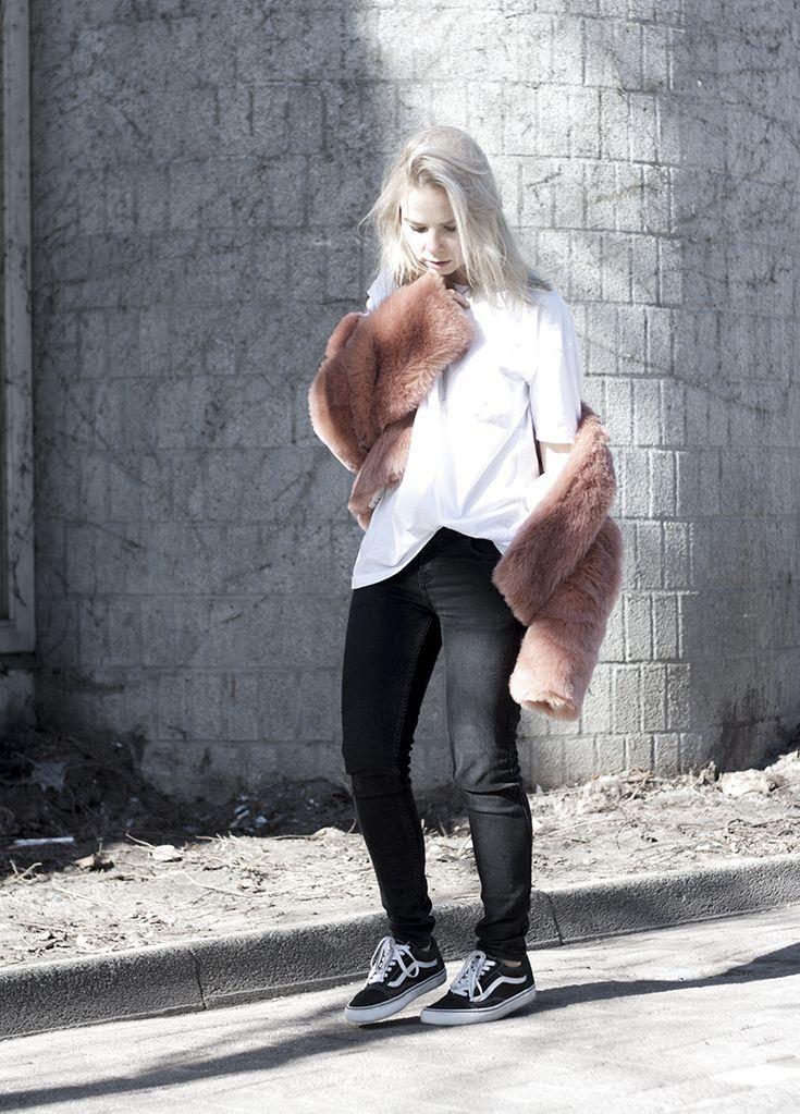 Fashion : Old Skool Vans Street