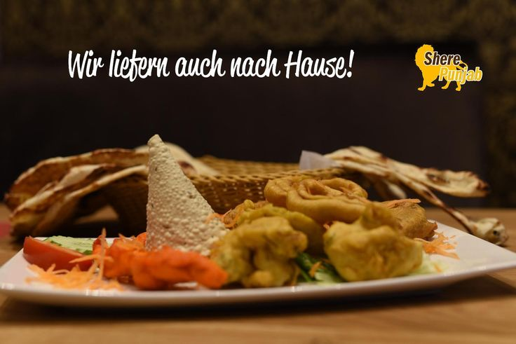 Wir liefern auch Hause. Ruft uns an!    Shere Punjab indisches Restaurant in Muenchen   www.shere-punjab.de #SherePunjab #indisches #Restaurant #Muenchen #Schwabing #Inder #indischesrestaurant #Leopoldstrasse #Lieferdienst #Indianfood #Indish #bestesindischesrestaurant #bestplacetobe #Shere #Punjab