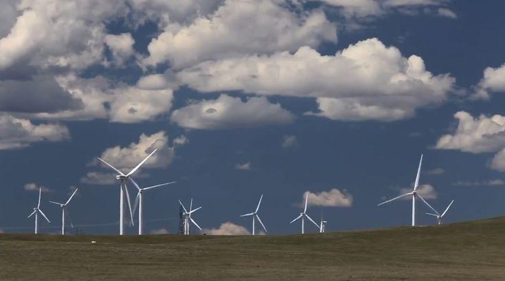Дешевая энергия ветра