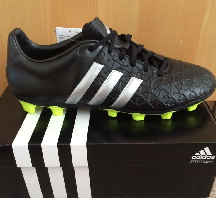 New Adidas Men's Football Boots UK 10 Predator Black World Cup Kaiser Samba Ace in Clothes, Shoes & Accessories, Men's Shoes, Trainers | eBay!