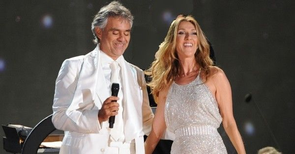 The Prayer- Sung by Celine Dion & Andrea Boccelli!