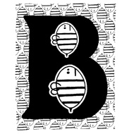 The letter b | Letterplayground.com