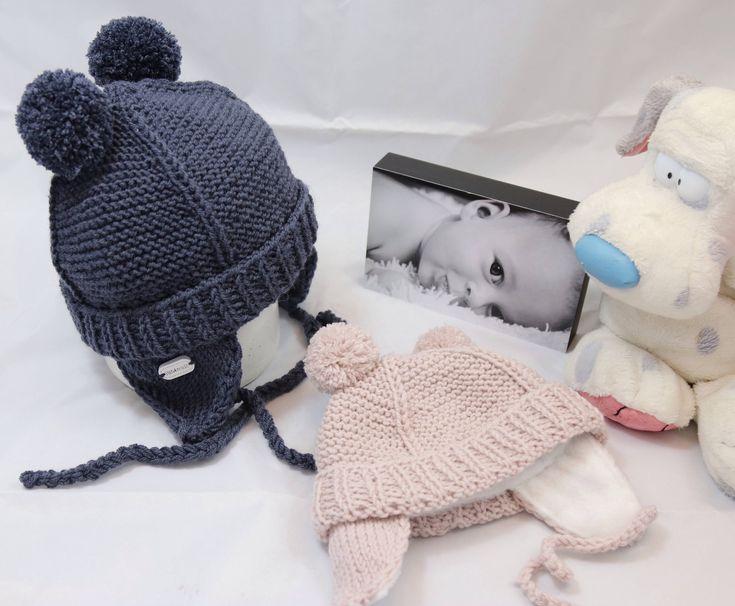 Ich freue mich, den jüngsten Neuzugang in meinem #etsy-Shop vorzustellen: Mütze mit Bommel #kleidung #kinder #baby #blau #weihnachten #alpaca #wintermutze #barchenmutze #kidsfashion #cosybliss