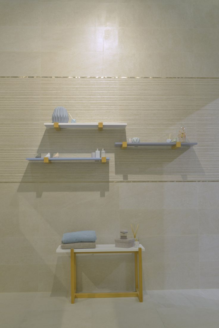 #PiedraCerámica sin excesos para inspirar entornos sosegados. Colección Aspen #NovedadCASAINFINITA #CeramicStone #Interiorismo #Cersaie #Inspiración