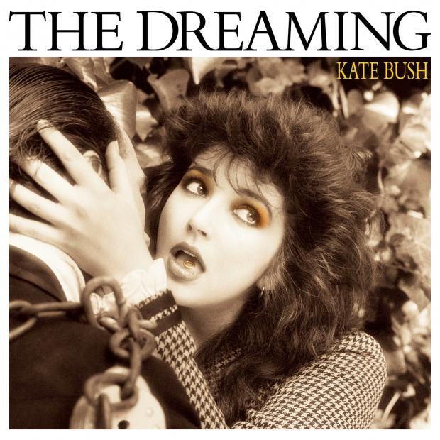 With a kiss… I'd pass the key… every album from Kate is  astonishing but is this her best?