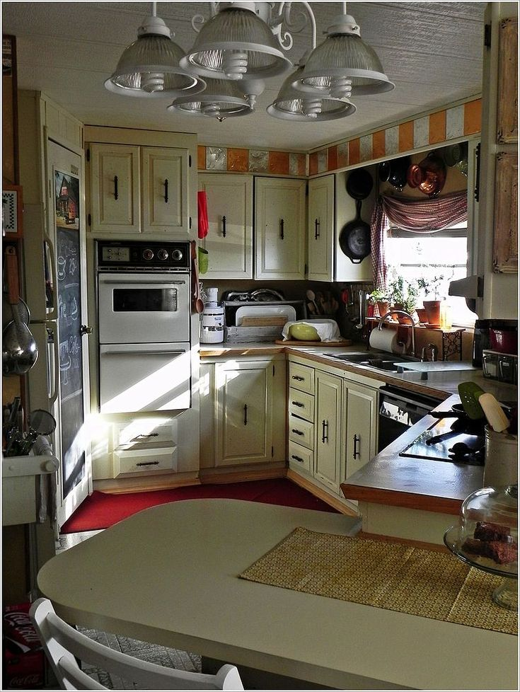 17 best ideas about mobile home parks on pinterest for Cheap home makeovers