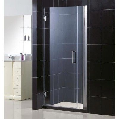 "DreamLine 30"" - 31"" x 72"" Unidoor 3/8"" Glass Frameless Shower Door SHDR-20307210 USD 599"