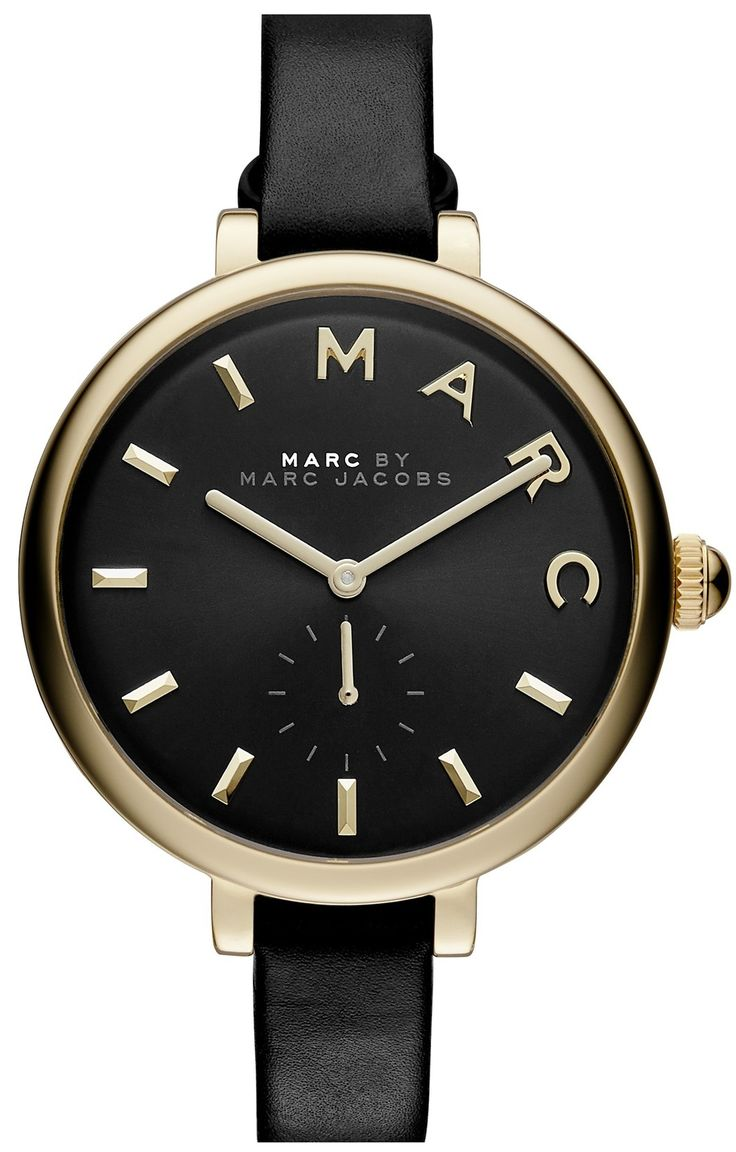 The clean, minimalist style of this Marc Jacobs watch makes it so versatile, and perfect for everyday wear.
