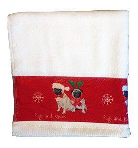 108 best Christmas at i love pugs images on Pinterest | Uk post ...
