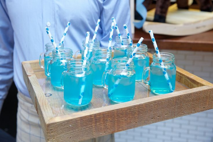 Baby shower - drinks