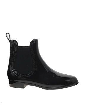 juju jellies black chelsea boots plastic fantastic. Black Bedroom Furniture Sets. Home Design Ideas