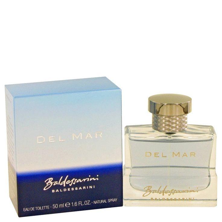 Hugo Boss Baldessarini del Mar Men's 1.7-ounce Eau de Cologne Spray