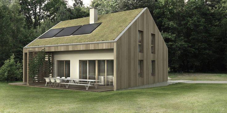 Case moderne di KOZIEJ ARCHITEKCI