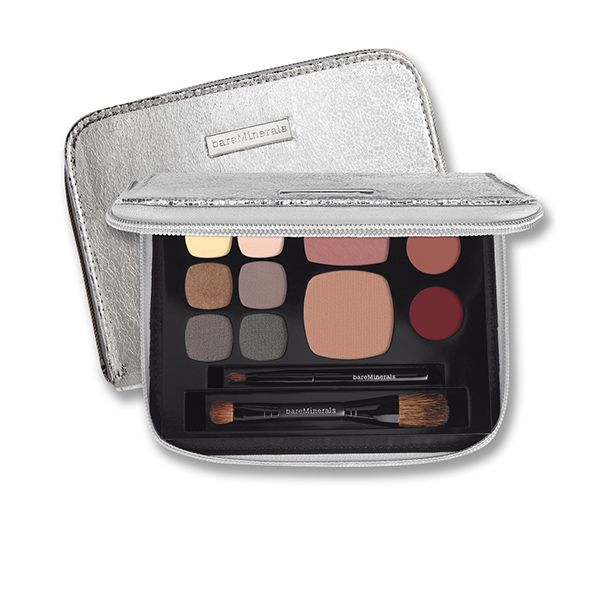 Bareminerals The Perfect Ten | Organic Spa Magazine's 2013 Gift Guide: Eco-Beauty | #OrganicSpaMagazinePerfect Ten, Bare Escentuals, Bareminerals Perfect, Eye Makeup, Bareminerals, Baremin Perfect, Makeup Ideas, Blushes, Beautiful Products