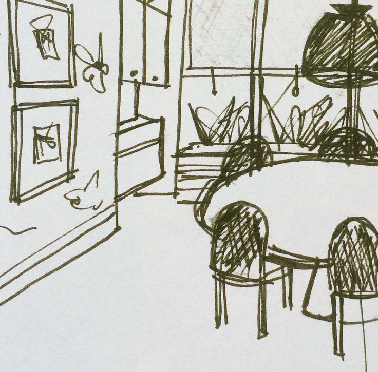 Copa, dining room