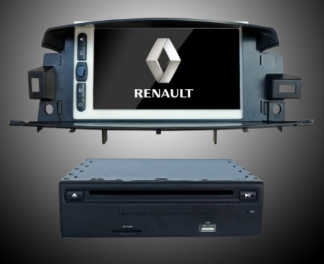 $445  Renault Latitude DVD GPS