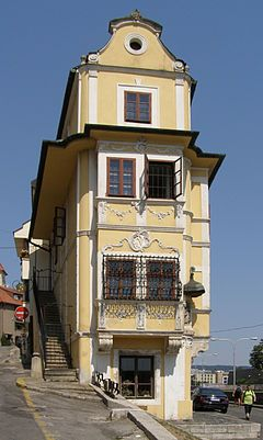 Old Town Hall in Bratislava, Slovakia