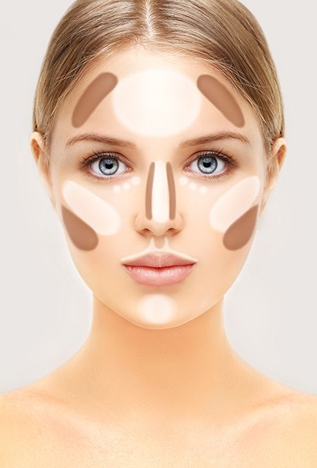 Wedding Day Beauty Regimen: Go easy on the contouring