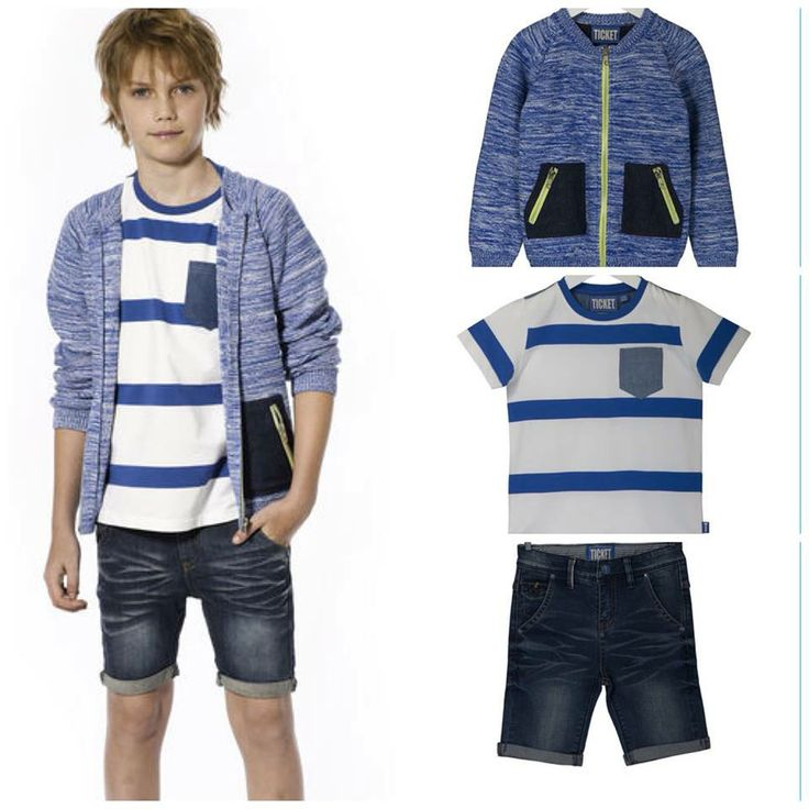Summerwear for the cool boys:  Cardigan: Pascal T-shirt: Philip Denim short: Newland.  You can find the outfit on our webshop here:  http://www.ticket2heaven.com/children%27s-clothing/products/sets/cool-set-for-boys-with-t-shirt%2C-cardigan-and-shorts/141_saet_tshirt_cardigan_shorts_dreng.html#http%3A%2F%2Fwww.ticket2heaven.com%2Fsearch=undefined&start=14&q=sets&sz=12