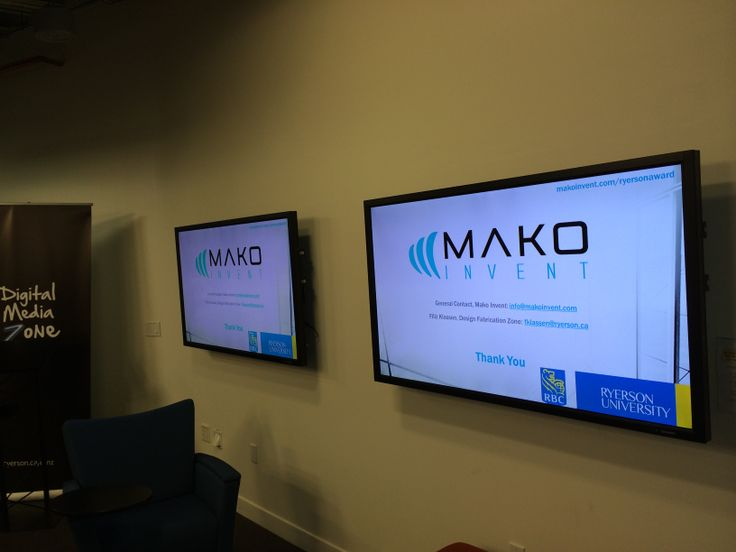 Mako Invent, RBC, and @ryersonu for the Mako Ryerson Student Invention Award.