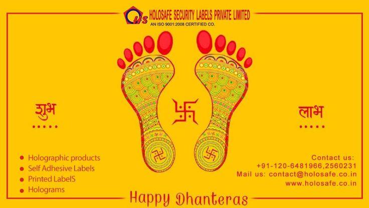 Wish you all Happy Dhanteras...