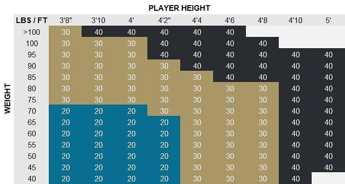 Having trouble deciding what flex hockey stick your child needs? This chart will align them with one of our proper fitting junior Twigs. #GrabYourTwig #hockeymom #hockeyguy #hockey #icehockey #hockeylife #Christmas #hanukkah