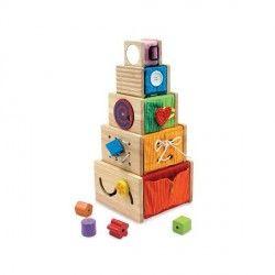 I'M Toys multi activity stapelkisten