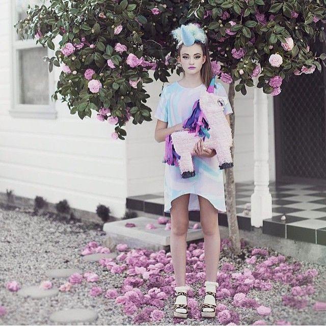 It's be a unicorn day #wndlnd #unicorns #pastel #editorial #socks