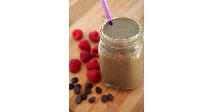 Vegan Chocolate Milkshake Smoothie