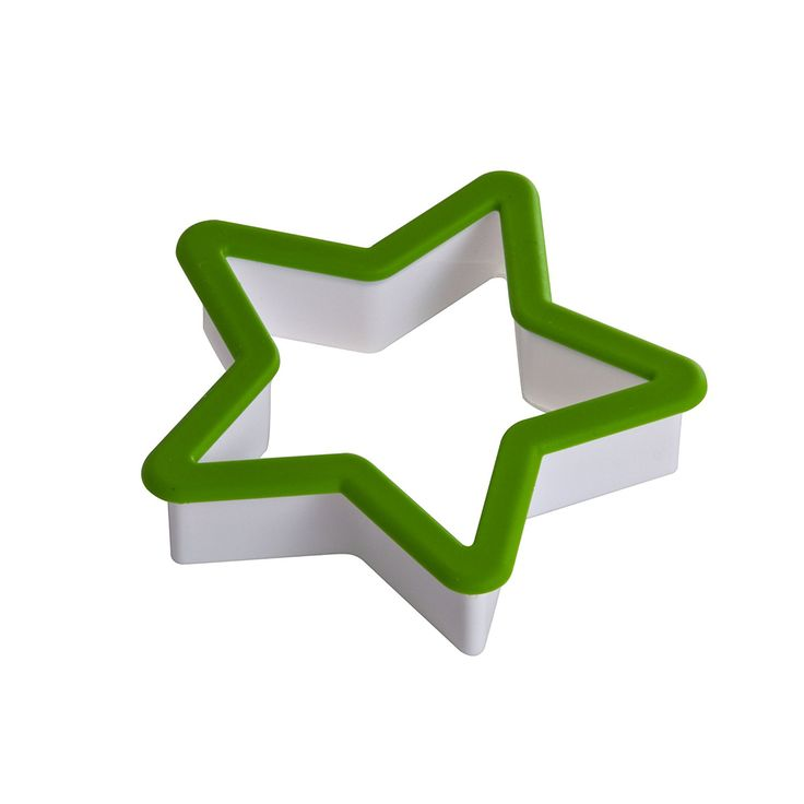 Curious Chef Star Cookie Cutter ** Special offer just for you. : Baking Accessories