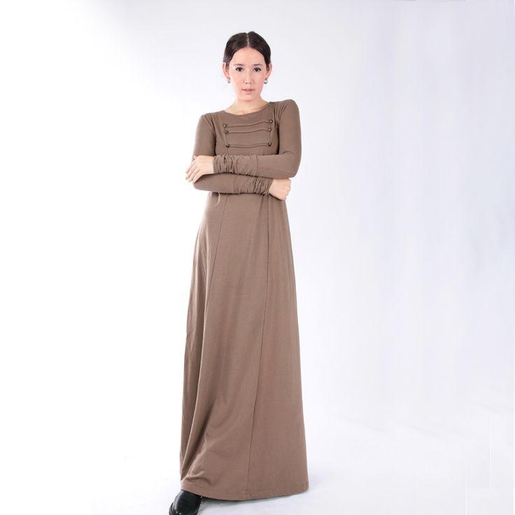 Wholesale Dubai Design Spring Winter Islamic Long Modest Abayas Turkish Kaftan Evening Robes Islam Vetement Femme Musulmane 3XL  Price:  ...