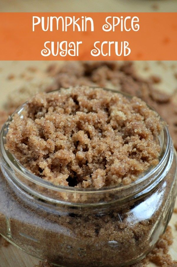 This pumpkin spice sugar scrub is scrumptious, and your skin is going to thank you! It smells amazing, feels amazing and is safe to use on your whole body including your face. Great holiday gift idea too.