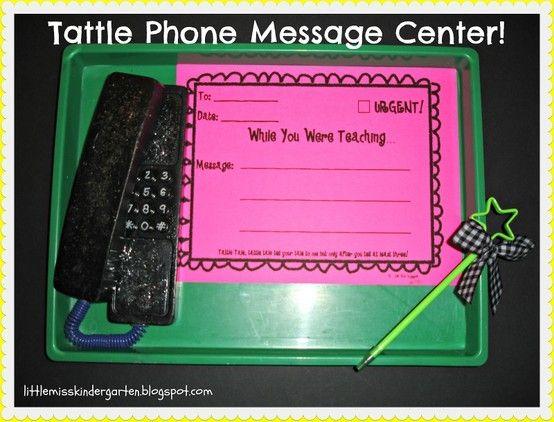 Tattle phone by Becknboys
