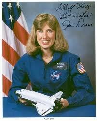 Astronaut, Nancy Jan Davis