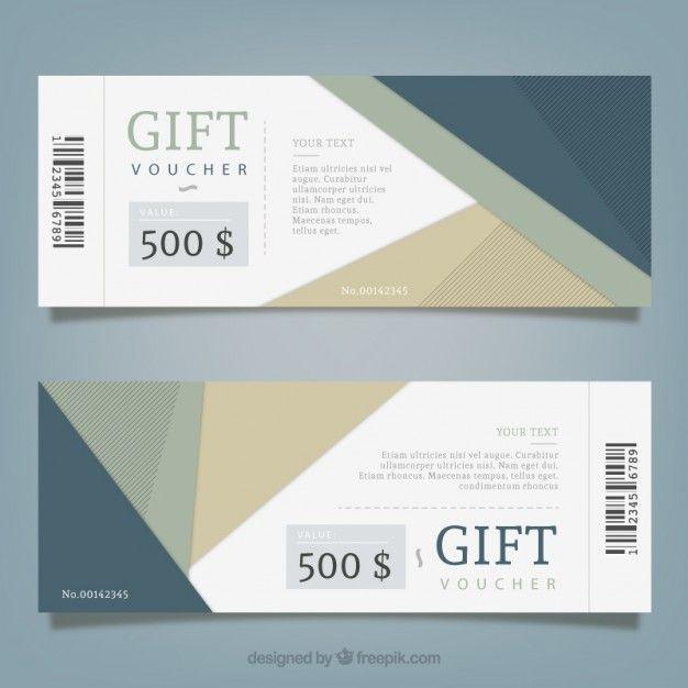 Πάνω από 25 κορυφαίες ιδέες για Gift vector στο Pinterest - gift voucher template free download