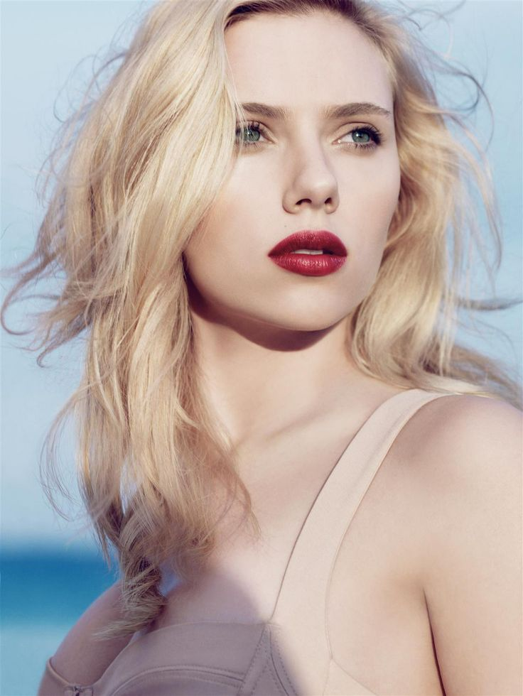 scarlett johansson craig mcdean - This fair-skinned beauty really shows off  her natural and classic looks without even trying. The Scarlett Johansson  Craig ...