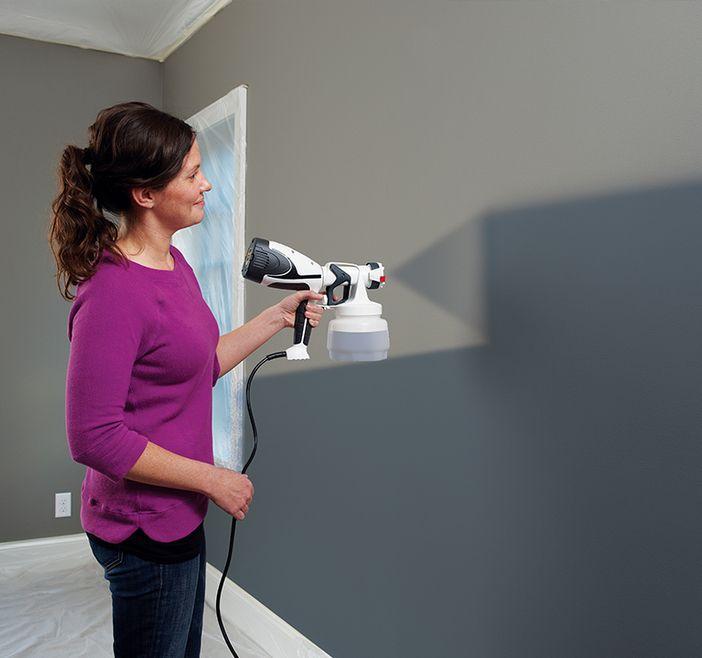Paintready Sprayer In 2019 Painting Spray Paint Wall