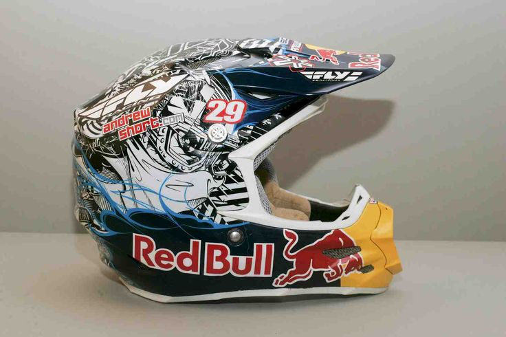 #capacete #fly Andrew Short
