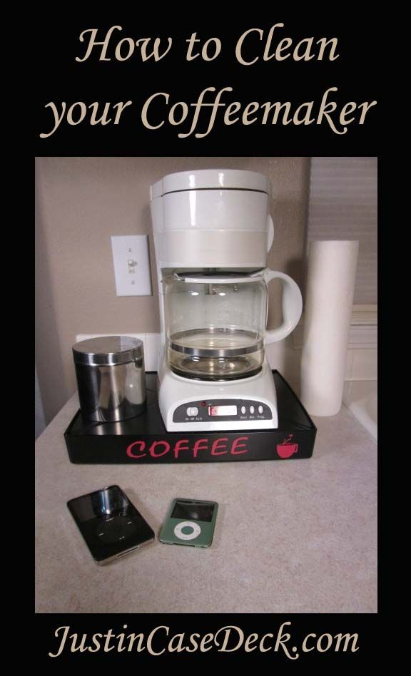 Six Common Coffeemaker Cleaning Questions And How To Stop The
