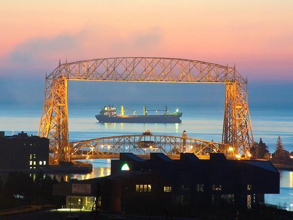Visit Duluth Livecam