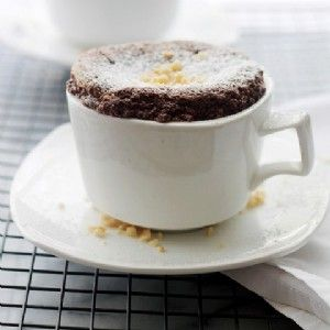 Boozy Butterscotch Cream Chocolate Soufflé - The Prenzel Shop