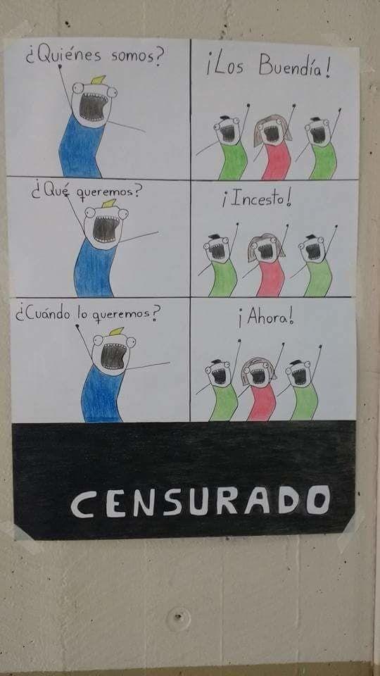 Una profesora en Chile le pidió a sus alumnos hacer memes de Cien Años de Soledad